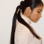 ダンサーと髪の毛 フォトセッション ヘアアレンジ ヘアメイク 吉祥寺美容室モデル