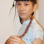 ヘアアレンジ インド舞踊 サイケデリック ファッション 吉祥寺 美容室 踊りと髪の毛