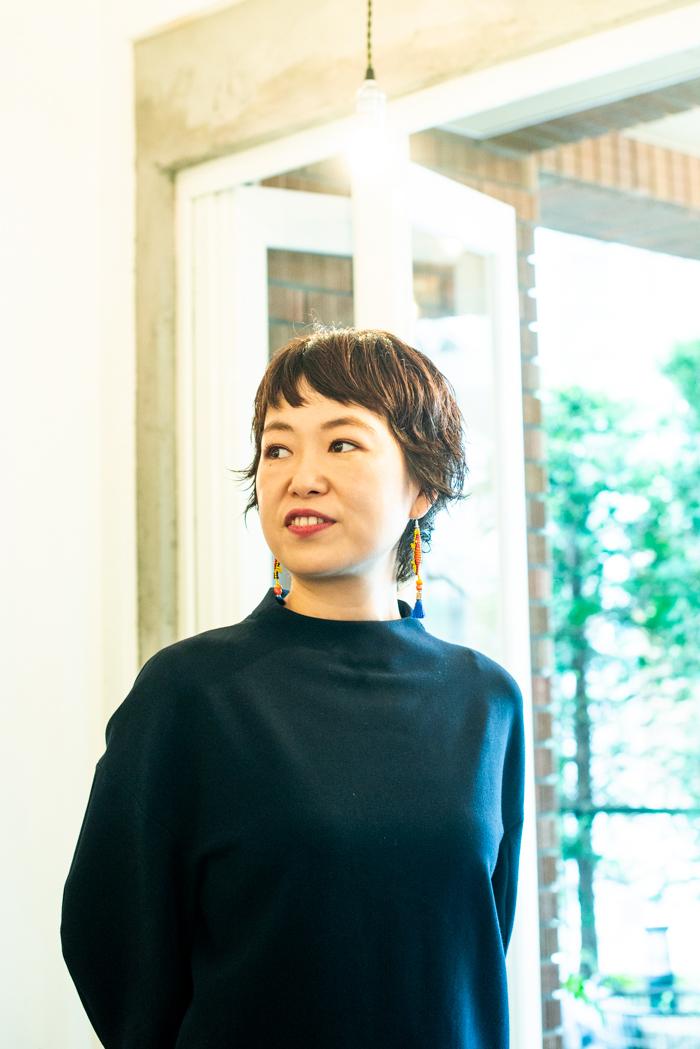 Yumiko Takizawa「プラスワンデザイン」吉祥寺店